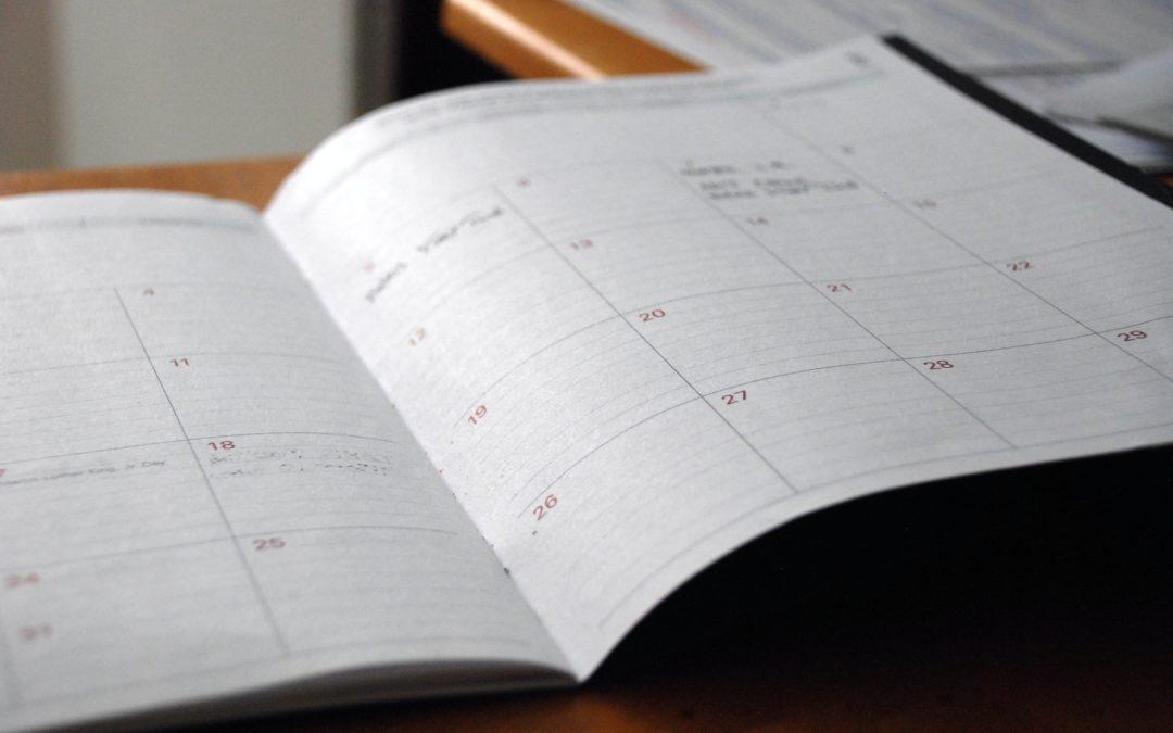 Cómputo de plazos procesales
